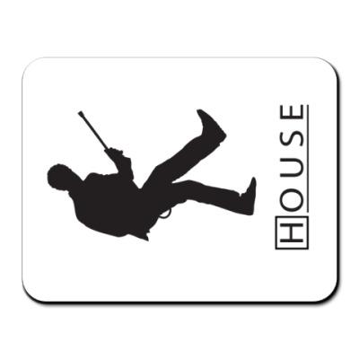 Коврик для мыши  House Guitar