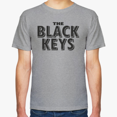 Футболка The Black Keys