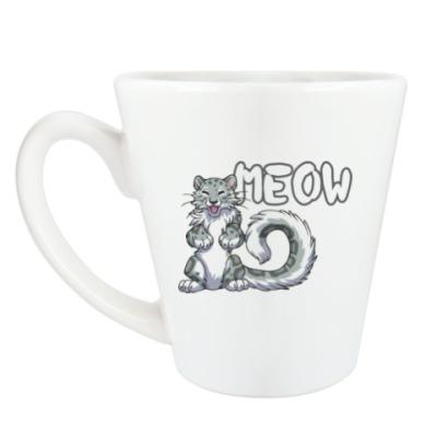 Чашка Латте Мяу