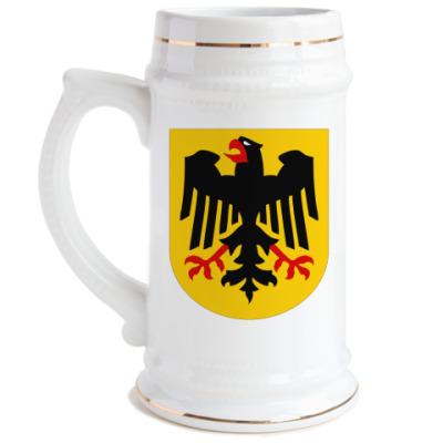 Пивная кружка Deutscher Fußbal
