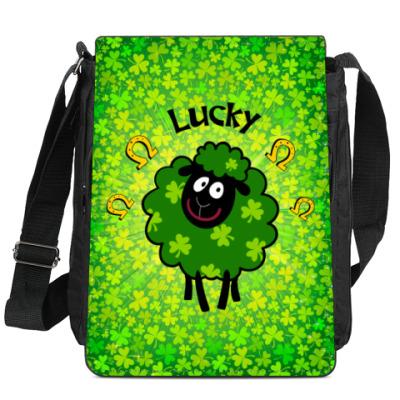 Сумка-планшет Lucky Sheep