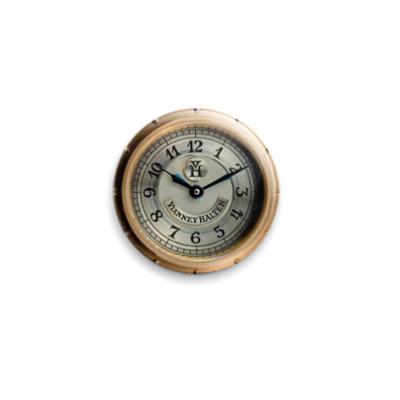 Значок 25мм  25 мм Стимпанк Часы
