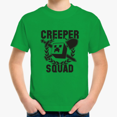 'Creeper Squad'