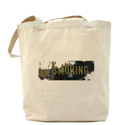 Сумка NO SMOKING
