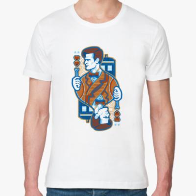 Футболка из органик-хлопка Одиннадцатый Доктор