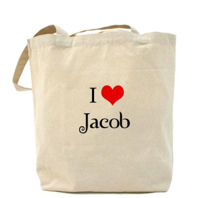 Сумка I Love Jacob