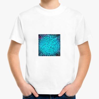 Детская футболка энергия кристаллов