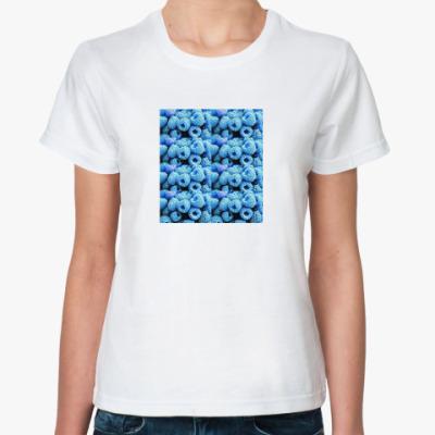 Классическая футболка Спелые ягоды