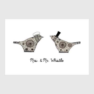 Постер Mr. and Mrs. Whistle