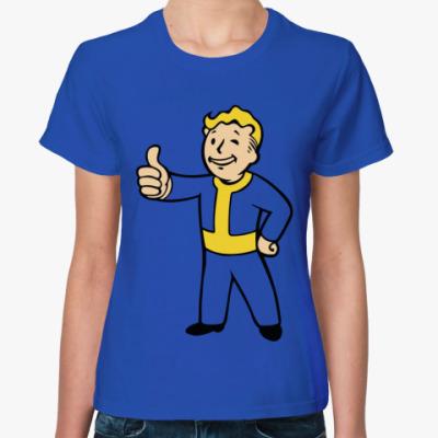 Женская футболка Pip-Boy