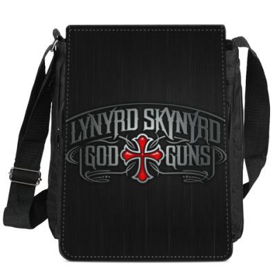 Сумка-планшет Lynyrd Skynyrd