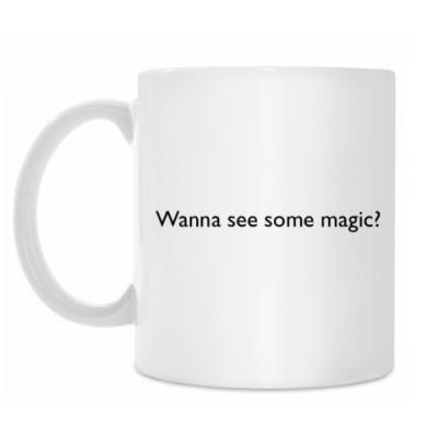 Кружка Уличная магия