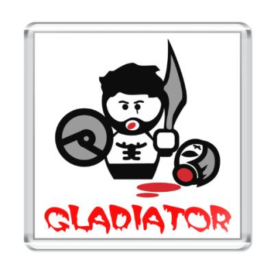 Магнит Гладиатор