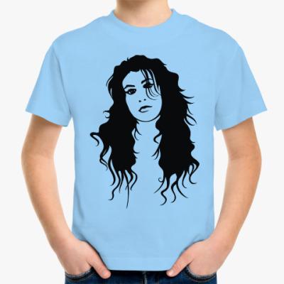 Детская футболка Amy Winehouse