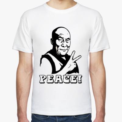Футболка Далай-лама XIV