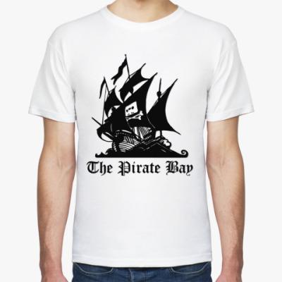 Футболка Pirate Bay