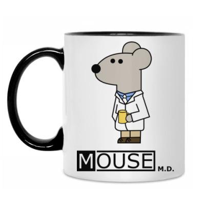Кружка  Mouse M.D.
