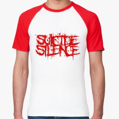 Футболка реглан Suicide Silence