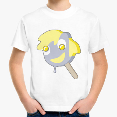 Детская футболка Детская футболка Derpsicle