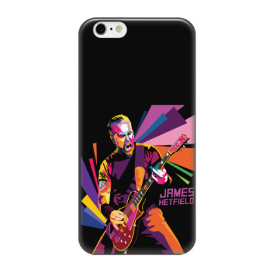 Чехол для iPhone 6/6s James Hetfield
