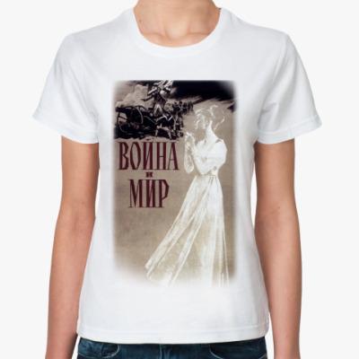 Классическая футболка W&P