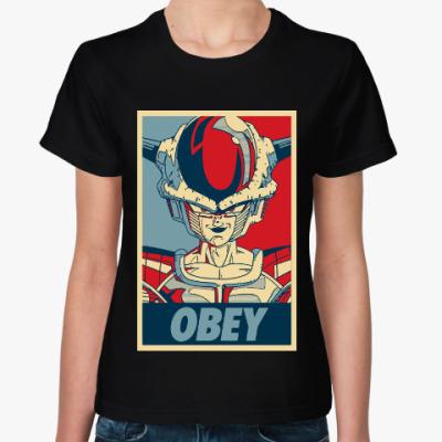 Женская футболка Lord Freeza (Жемчуг Дракона)