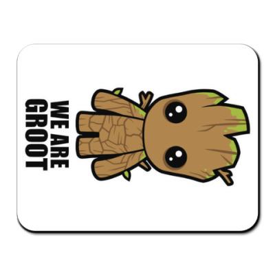 Коврик для мыши We are Groot