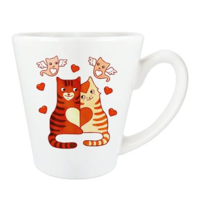 Котики, амурчики, сердечки
