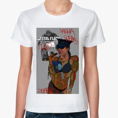 Классическая футболка Садо-мазо