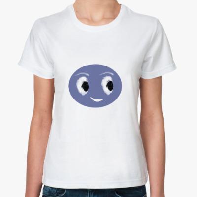 Классическая футболка рожица
