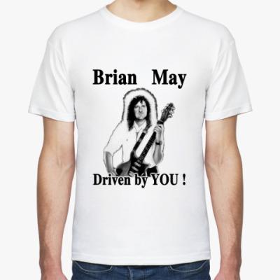 Футболка  Brian May