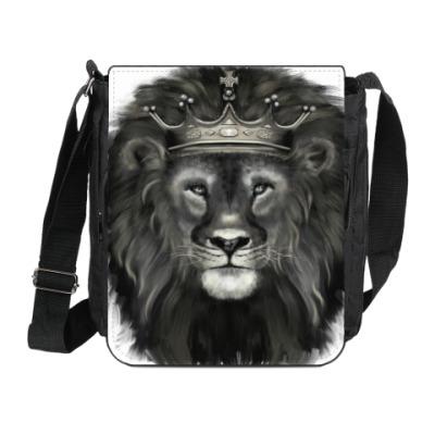 Сумка на плечо (мини-планшет) Король лев