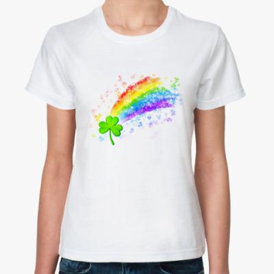 Классическая футболка Чудеса случаются!
