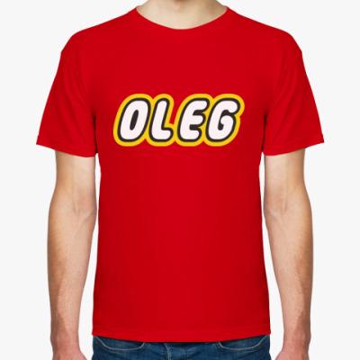 Футболка Oleg