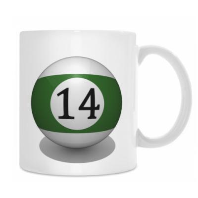 'Бильярдный шар 14'