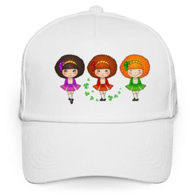 Кепка бейсболка Ирландские девочки