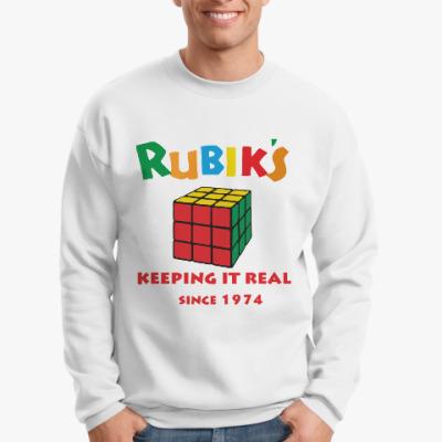 Свитшот Кубик Рубика   Rubiks Cube