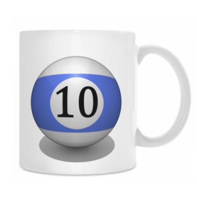 'Бильярдный шар 10'