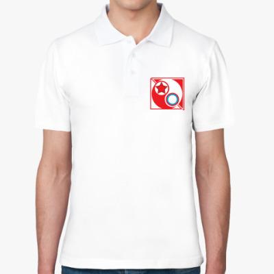 Рубашка поло  Красные vs Белые