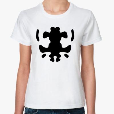 Классическая футболка Роршах