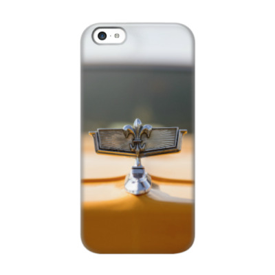 Чехол для iPhone 5c Chevrolet El Camino Логотип