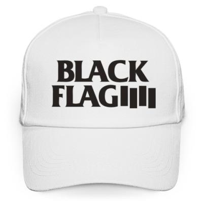 Кепка бейсболка Black Flag