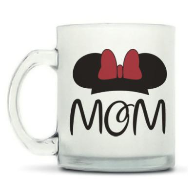 Кружка матовая Mom