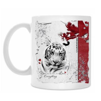 Кружка Tiger in love 2
