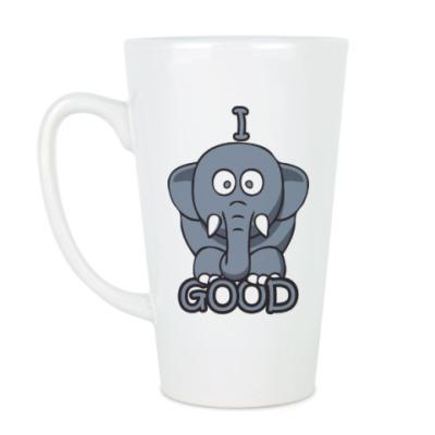 Чашка Латте Я хороший