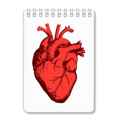 Блокнот Сердце