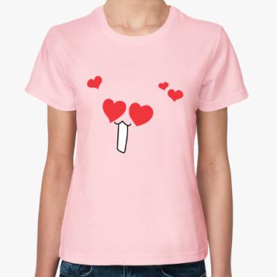 Женская футболка 'Emotions - Amorous'