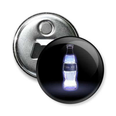 Магнит-открывашка Нюка кола