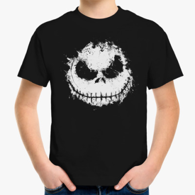 Детская футболка Кошмар