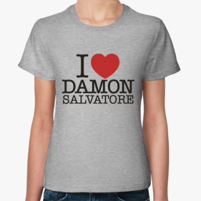 I Love Damon